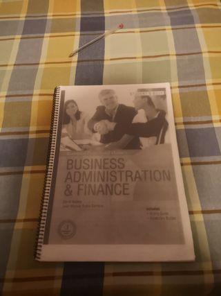 libro de inglés grado superior de administración
