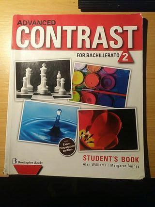 """Libro De Inglés """"Advanced Contrast 2"""""""