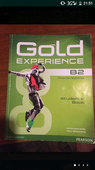Gold experience b2