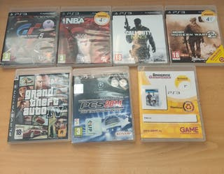 Ps3 Juegos PlayStation 3