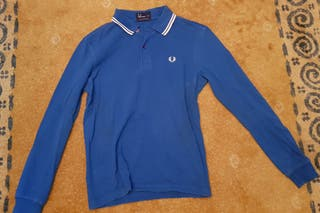 polo Fred Perry talla XS slim fit