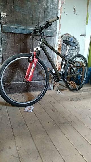 bici de montaña urbana