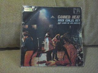 SINGLE de CANNED HEAT ( BLUES ROCK ) ( 1ª EDICIÓN