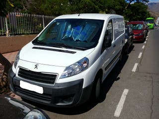 Peugeot Expert 2014