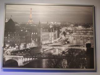 Cuadro Paris ikea