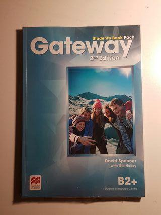 Libro ingles B2+ student's book 4°ESO gateway