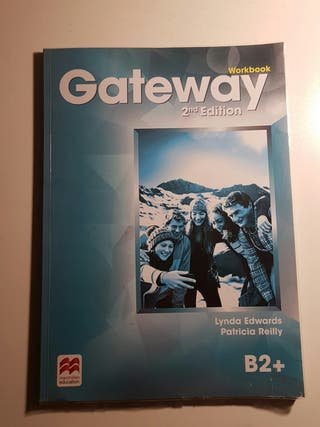 Libro ingles B2+ workbook 4° ESO gateway