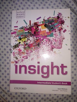 insight libro de inglés