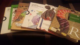 Libros LECTURA PRIMARIA castellano