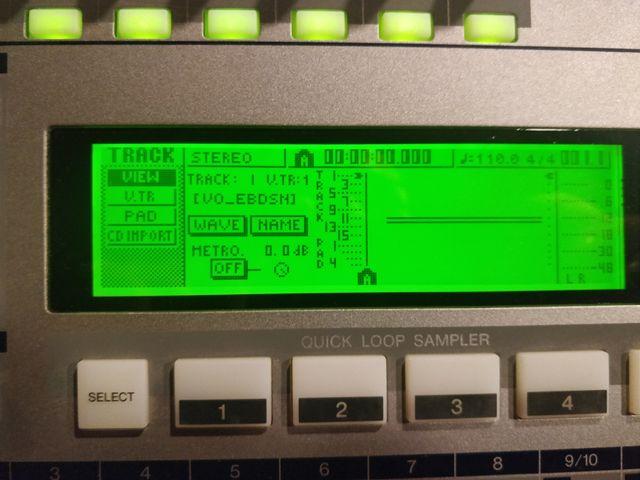 estudio grabación portátil