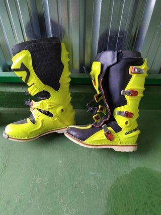 botas acerbis de enduro / mx talla 47