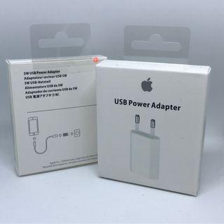 Adaptador corriente 5w enchufe iPhone