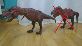 Tyranosaurus Rex Electrónic - Kenner Jurassic Park