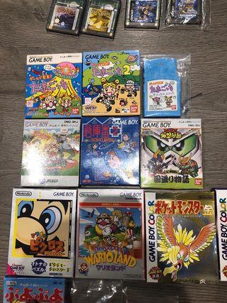 Juegos GameBoy Game Boy Color Desde 15€