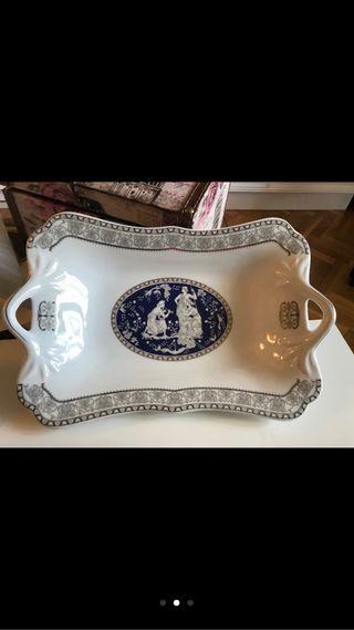 Bandeja Ensaladera en cerámica, ideal para regalo
