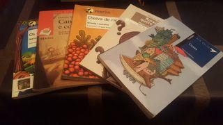 Vendo libros LECTURA Primaria