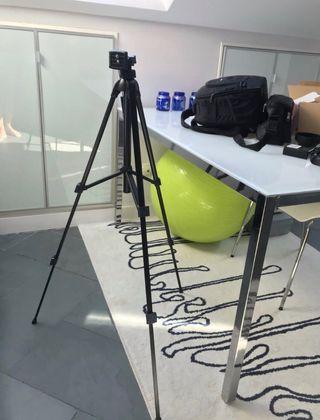 TRIPODE cámara réflex