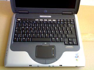 """Portatil HP / Compaq 15"""""""