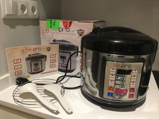 BE PRO CHEF (Robot de cocina programable)