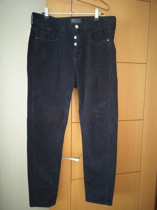 Pantalones Zara de segunda mano en Málaga en WALLAPOP