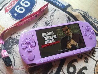 PSP + 8 juegos