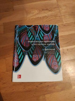 Libros de texto 2n Bachillerato
