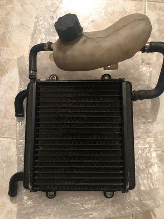Radiador Yamaha aerox