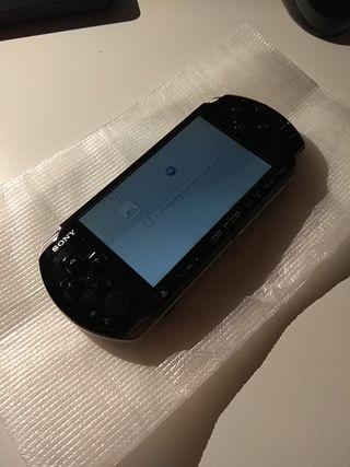 PSP 3000 Piano Black