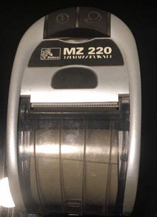 Impresora portátil con bluetooth