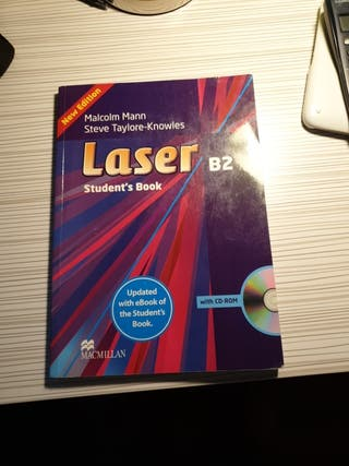 Libro Laser Student's Book B2 Ingles