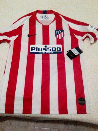 Camiseta Atlético original 2019 talla M