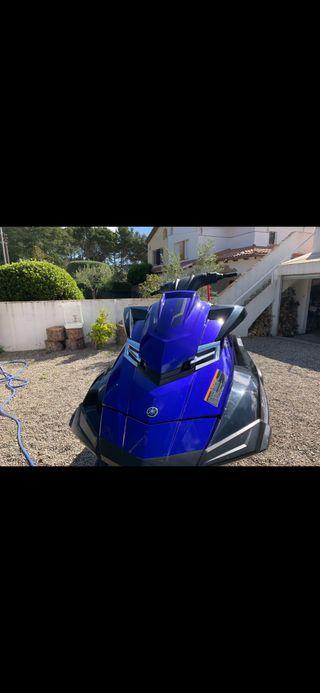 Yamaha fx svho moto de agua