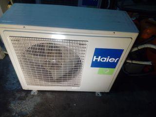 Unidad exterior de aire acondicionado, Haier