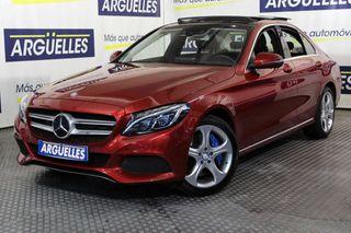 Mercedes Clase C e FULL EQUIPE Híbrido Enchufable