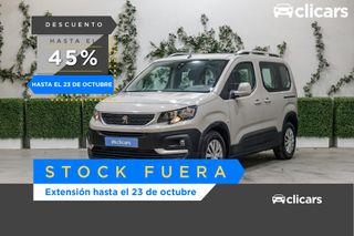 Peugeot Rifter Active Standard PureTech 81kW