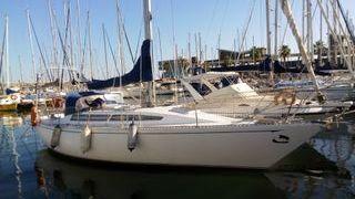 Barco Velero Puma 341