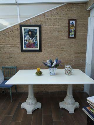 mesa de libro comedor
