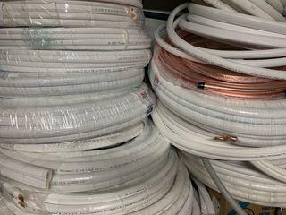 Material aire acondicionado tubo cobre