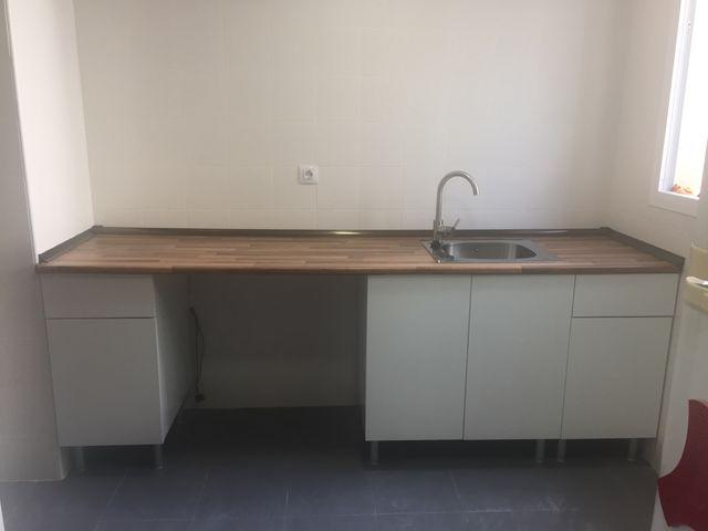 Mueble de cocina de segunda mano por 150 € en Sevilla en ...