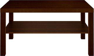 mesa centro rectangular balda roble oscuro