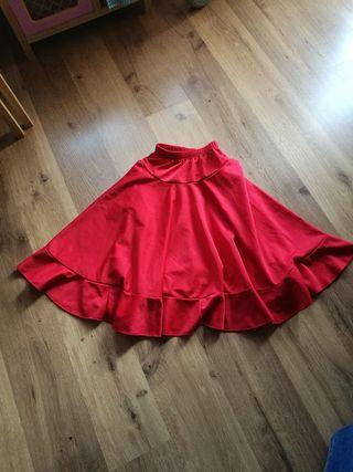 falda danza española
