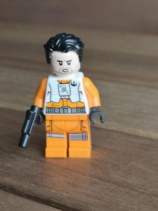 Figura Lego star wars Poe Dameron sw1019