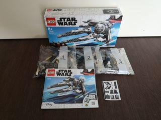 Lego Star Wars 75242 sin figuras