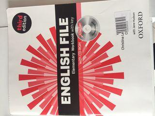 English File Elementary Workbook with Key & CD ROM