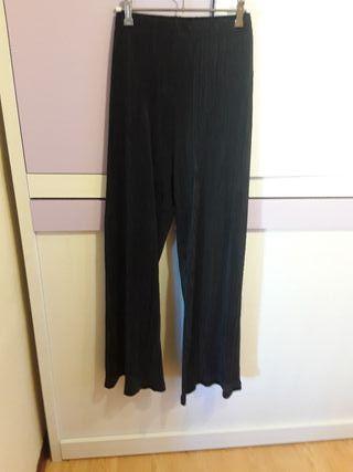 Pantalón de señora talla grande