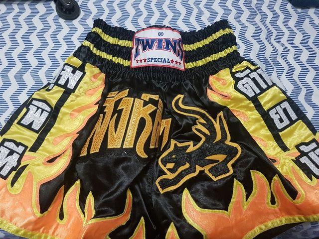 Pantalones Twins Muay Thai Kick Boxing