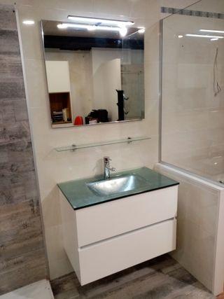 Conjunto Mueble de Baño de Exposición