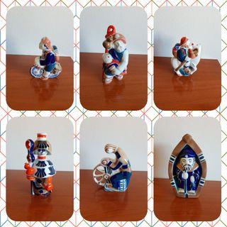 Figuras de Sargadelos rebajadas