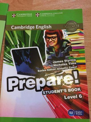 Libros de inglés cambrige nivel 6
