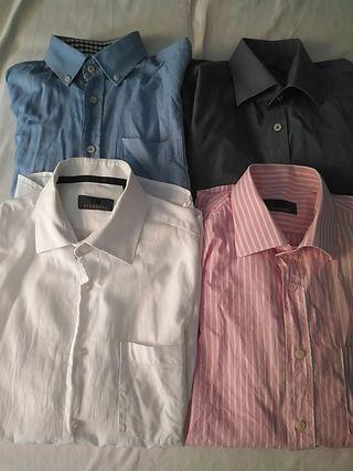 Lote 4 camisas SM storemen Talla 3